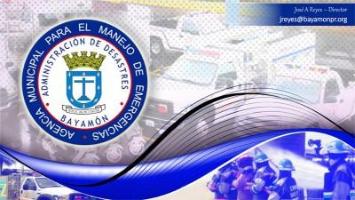 Agencia Municipal para el Manejo de Emergencias y Desastres