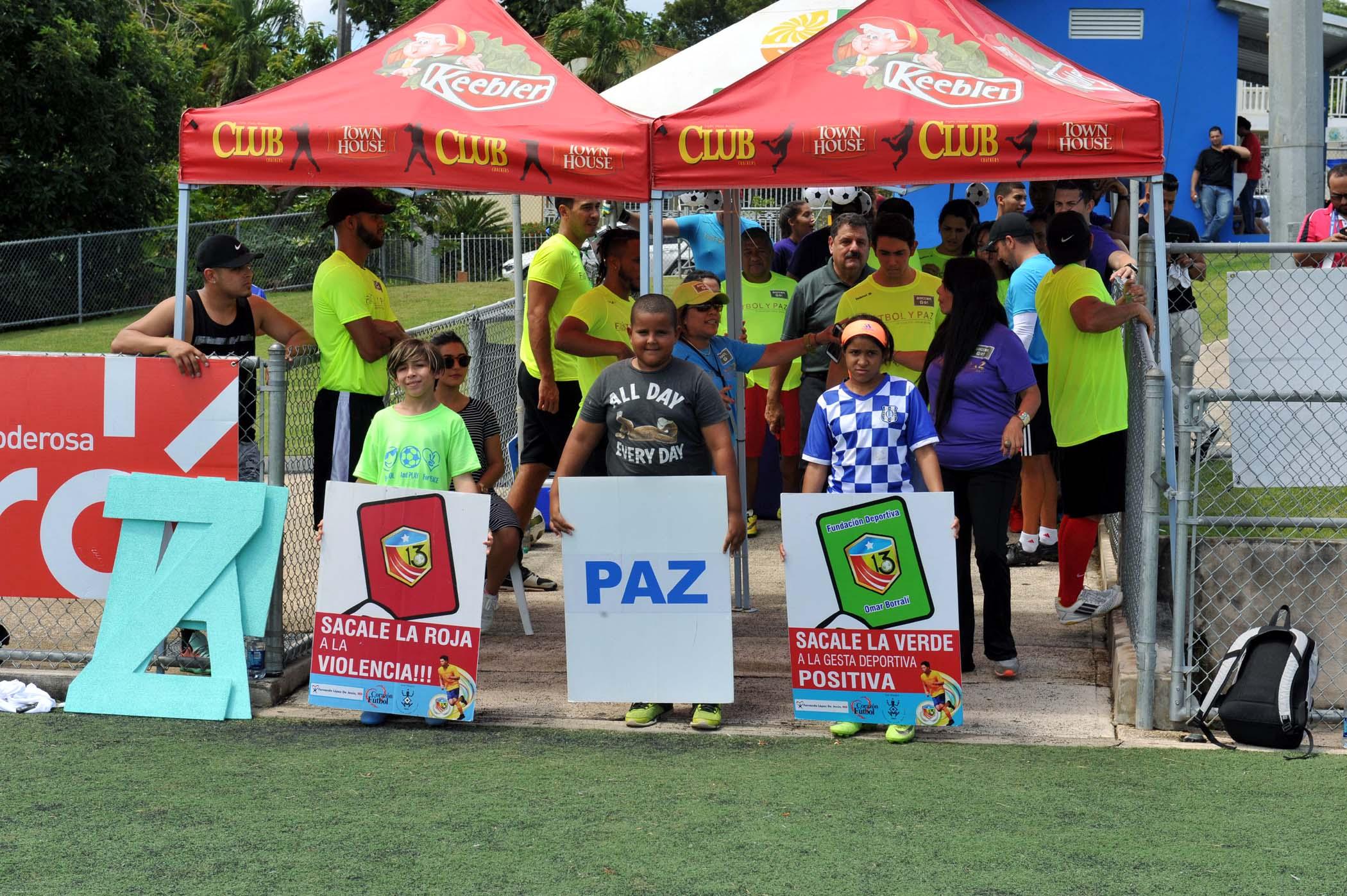 2da Edición de la Copa de Paz