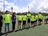 Presentación de equipo verde