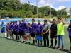 Presentación de equipo violeta