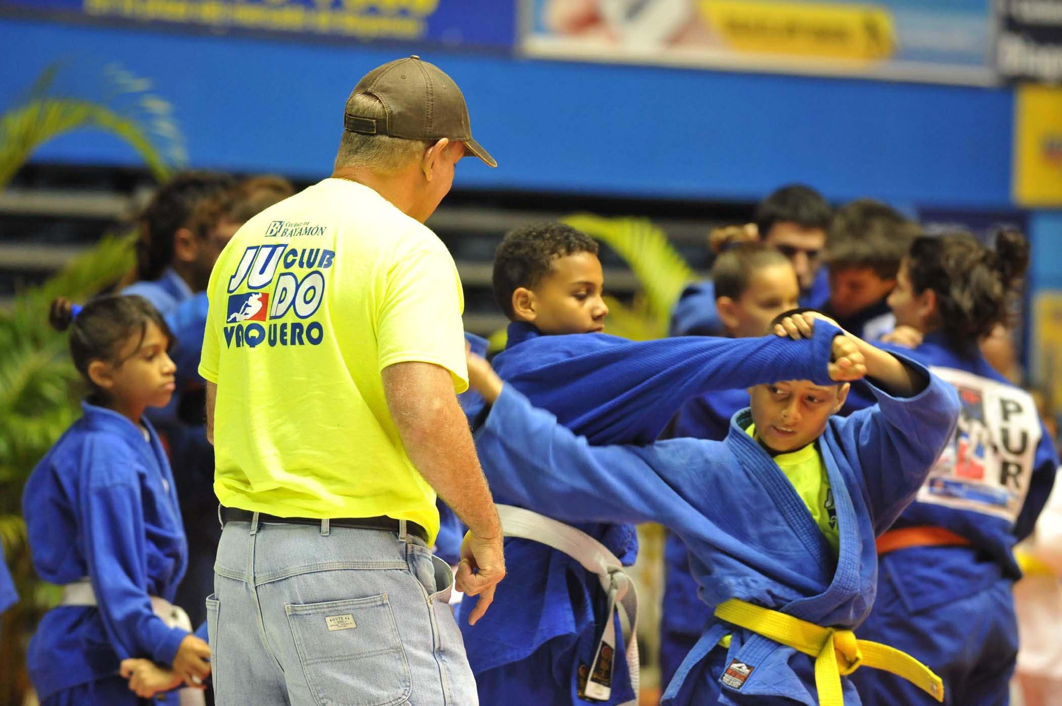 6to Torneo Interclubes de Judo