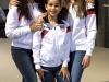 De izquiera a derecha Valeria Gonzalez, Indira Rodriguez y Clarimar Nevarez junto a Riguin Zengotita .jpg