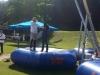 Apertura Parque de las Ciencias: Bungee jumping.