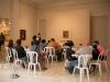 Participantes del taller en una de las salas del MAB