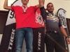 Carlos Arguelles y Fabian Ortiz  Actividad Comite Olímpico