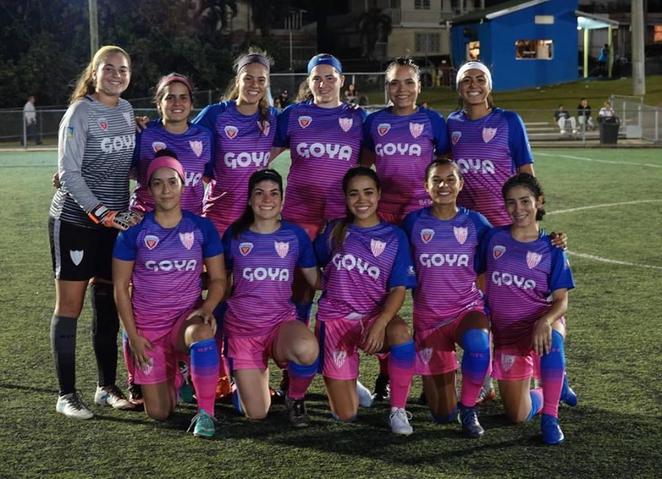 Superior Femenino Bayamon FC