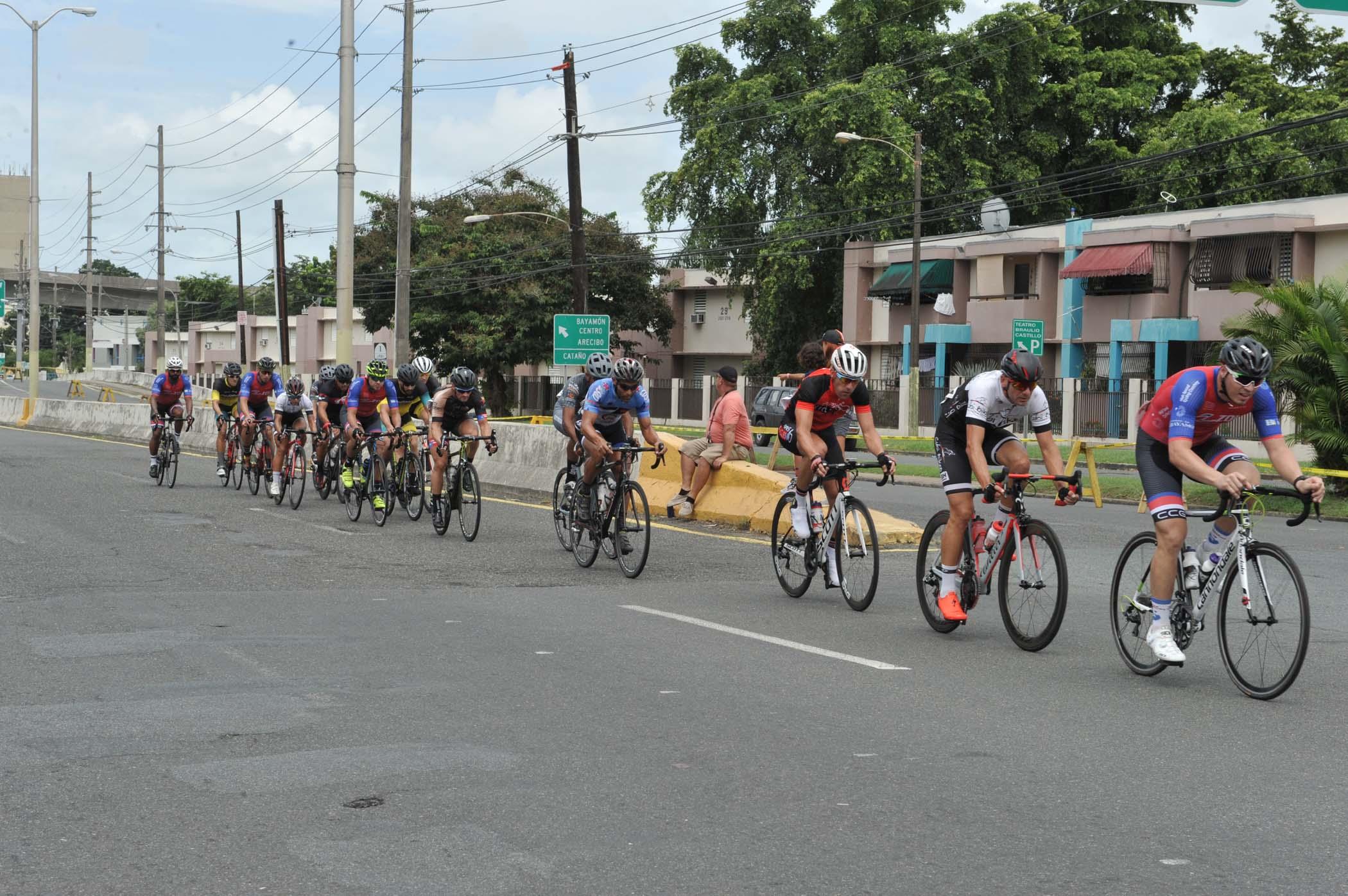 Carrera Grand Prix Ciclistas