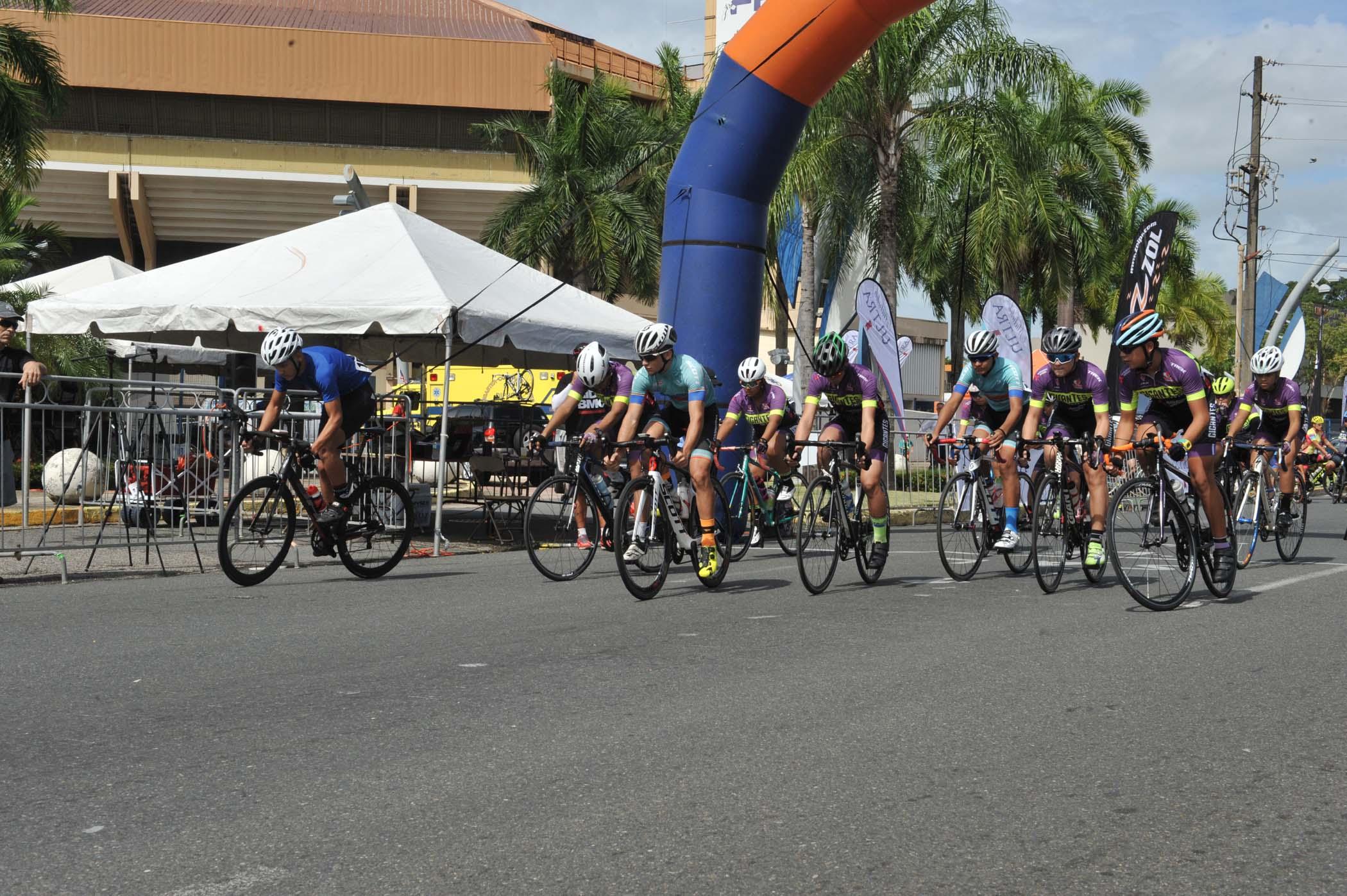 Carrera Grand Prix Ciclistas - Categoría 13-16