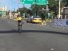 Ciclista participante