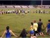 El Club de Bayamon se reúne antes de dar comienzo a las competencias