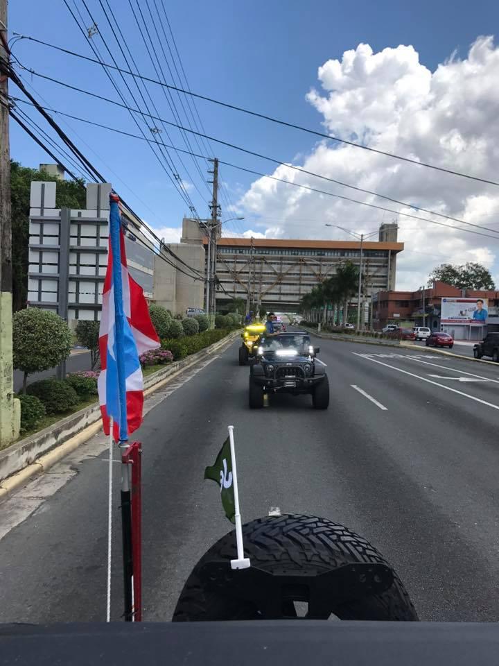 Caravana de los Vaqueros en la Carr #2