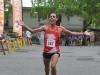 Atleta llegando a la meta