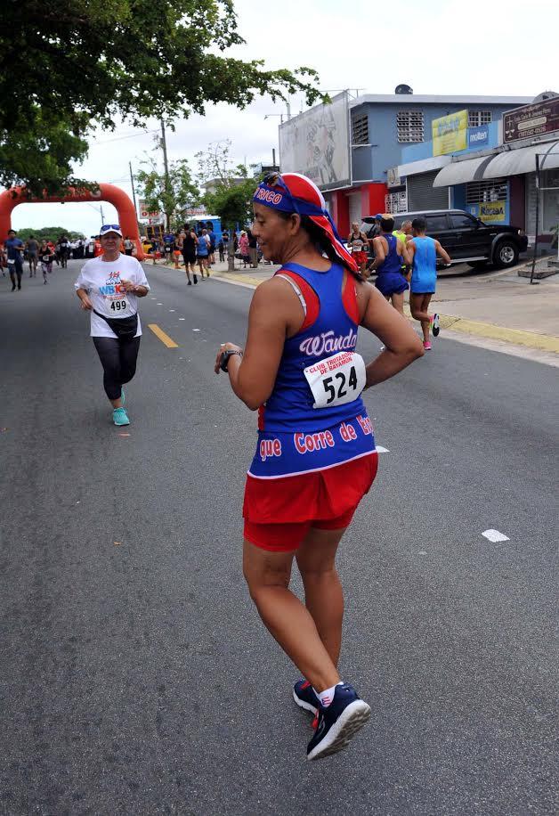 Atletas participante