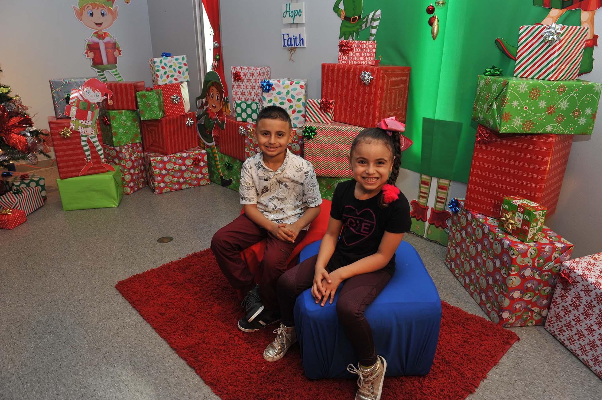 Celebrando la Navidad en Familia