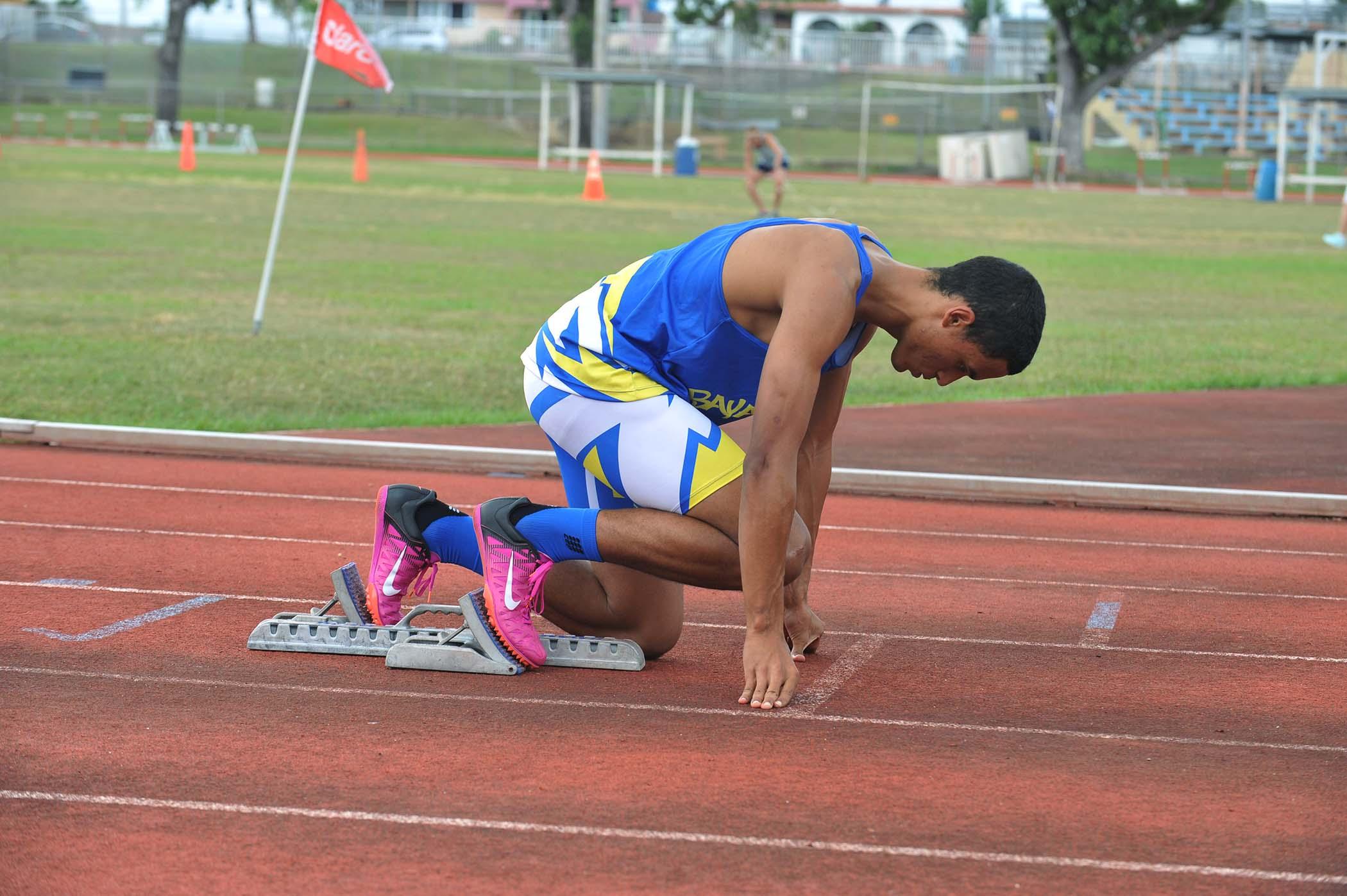 Clasificatorias Atletismo