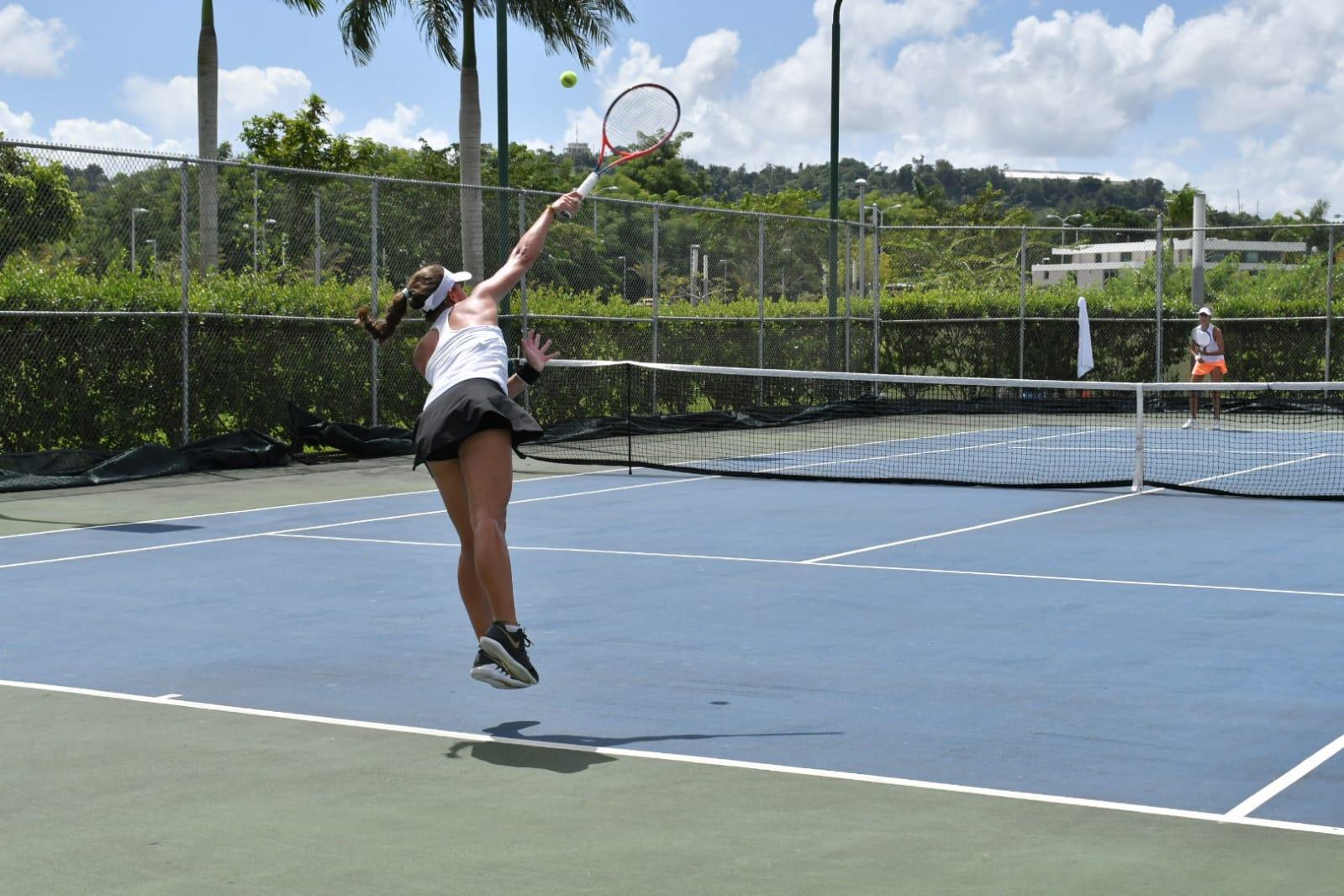 Puerto Rico Fall Classic 2019 en el Riviera Tennis Center