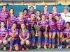 equipo-b-fc-u-20  femenino posando para foto