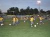 Campo de juego soccer