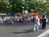 Show de los personajes del parque