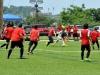 Juego de soccer