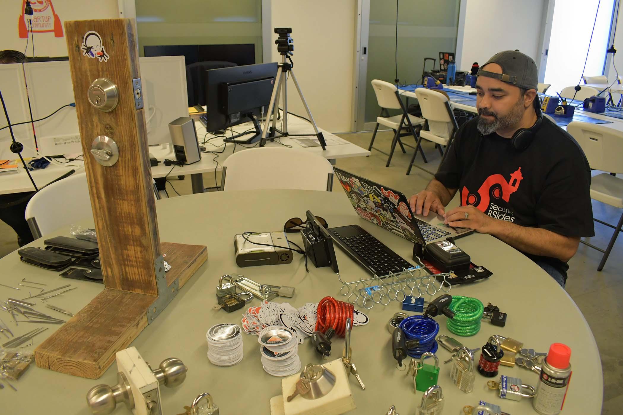 Hacker Lab 3.0
