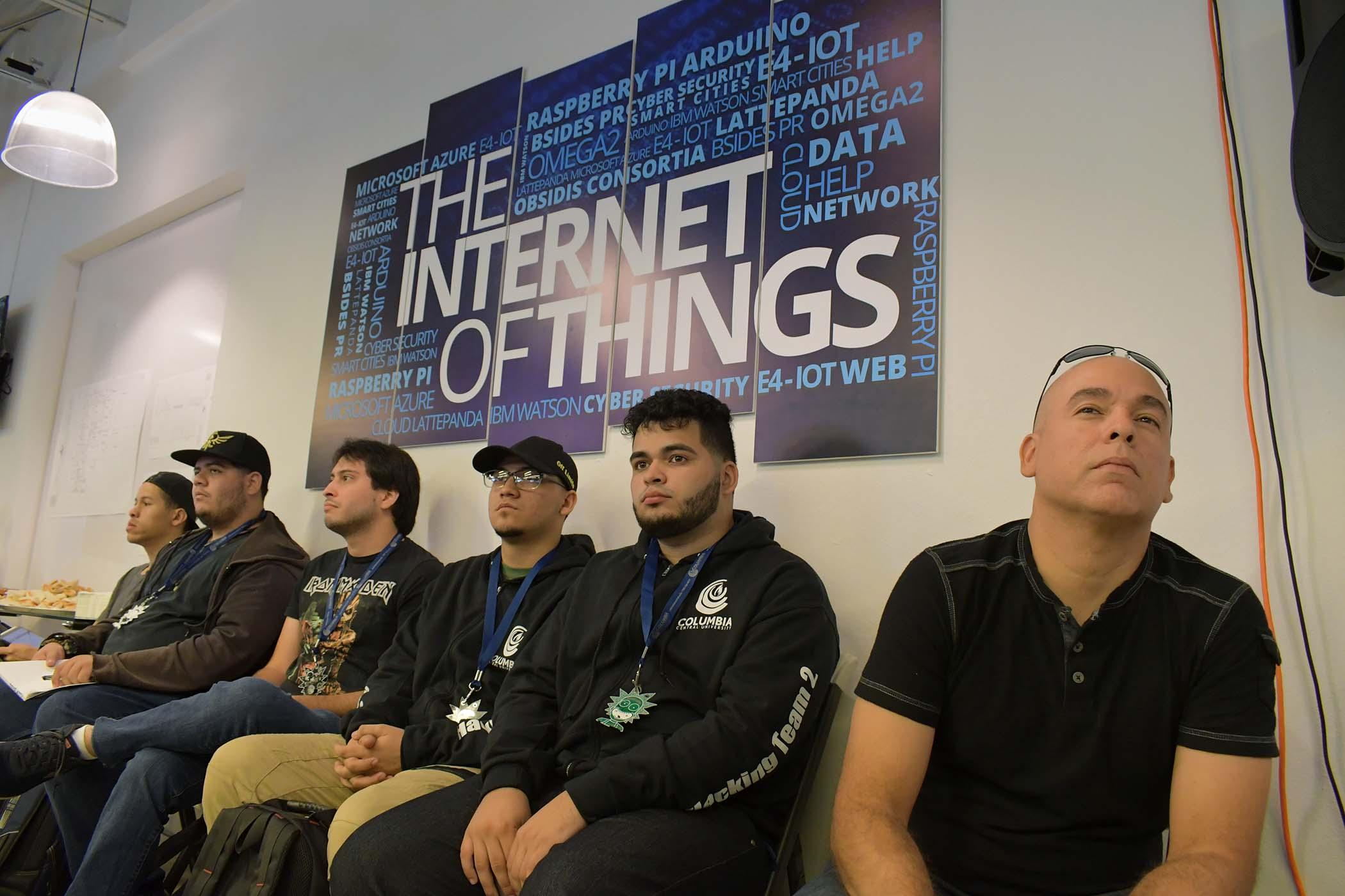 Participantes del Hacker Lab 3.0