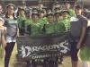 Equipo Dragons Categoría 11-12