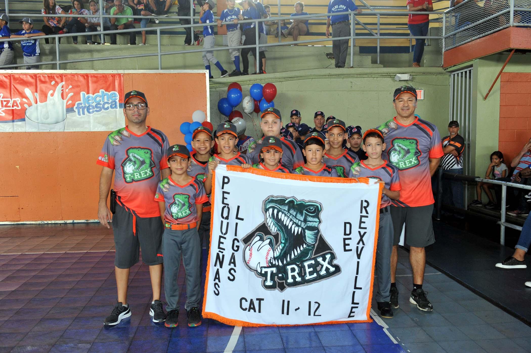 Equipo T-Rex