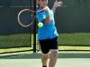 Participante en acción en el Junior Open de Tenis #2