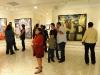 Vista interior del Museo de Arte de Bayamón