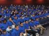 Nuevo Personal de Selectos con su uniforme en el Teatro Braulio Castillo