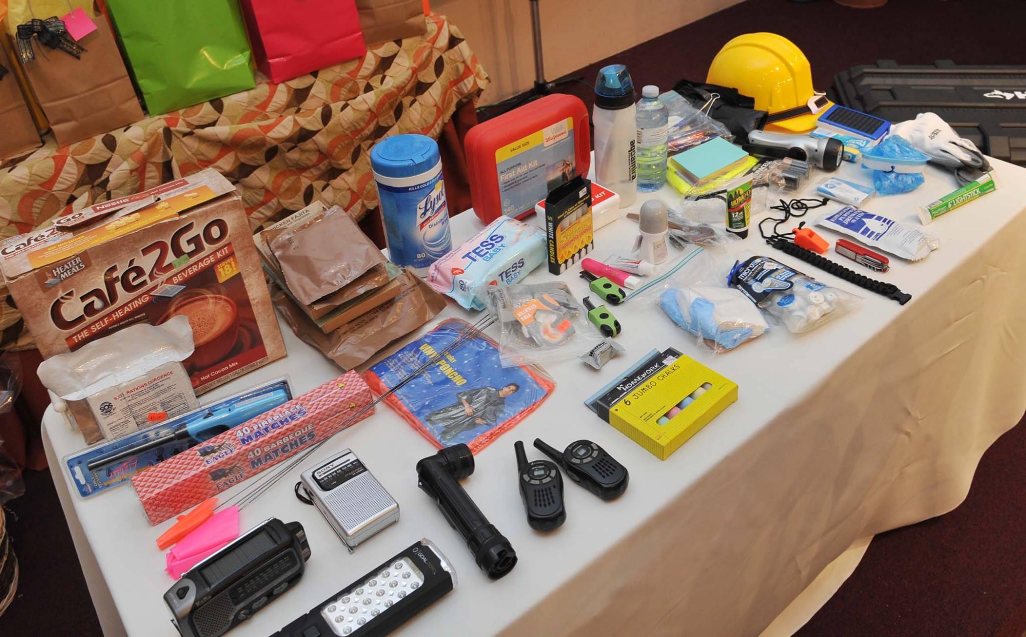Orientan sobre necesidad de mochila de emergencia ciudad de bayam n - Articulos de casa ...