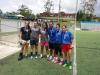 Jóvenes participantes de la Copa de la Paz