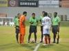 Referees y jugadores