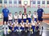 Quintetos de Bayamon en las Finales del Puerto Rico Little Lads and Lassies Basketball