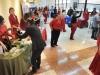 Mesas de información evento Red Dress Belladonna 2018