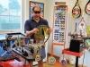 Reinauguración Facilidades Centro de Tenis Honda: Tienda