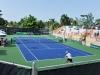 Reinauguración Facilidades Centro de Tenis Honda: Partido