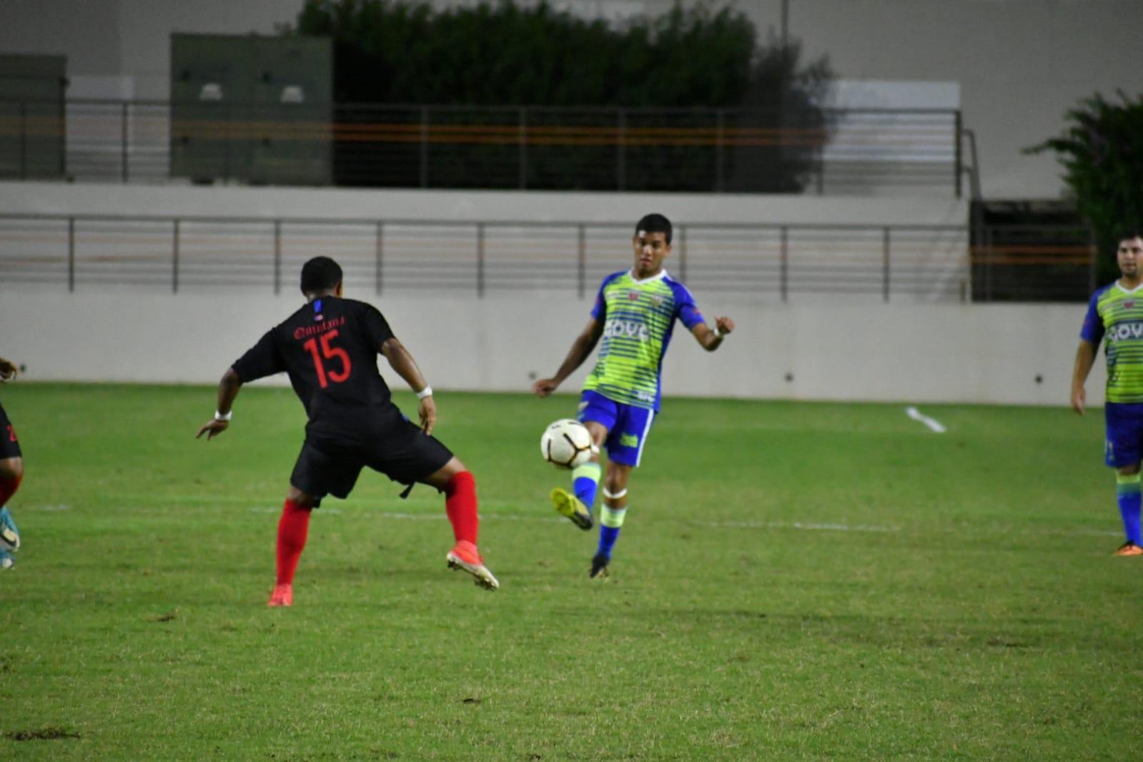 Partido de Soccer: BAYAMON FC VS. QUINTANA