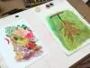 Obras creadas por participantes
