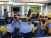 """Niños participando del taller """"Preparando mi Libro Inclusivo"""""""