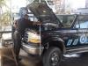 Mantenimiento a vehículo de la defensa civil
