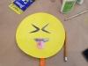 Emoji hecho por participante