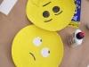 Emojis hechos por dos de nuestros participantes