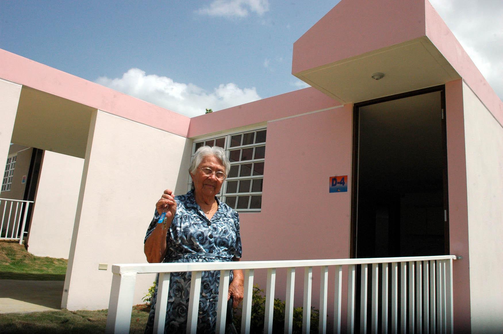 Casas Nuevas para Comunidad El Volcán