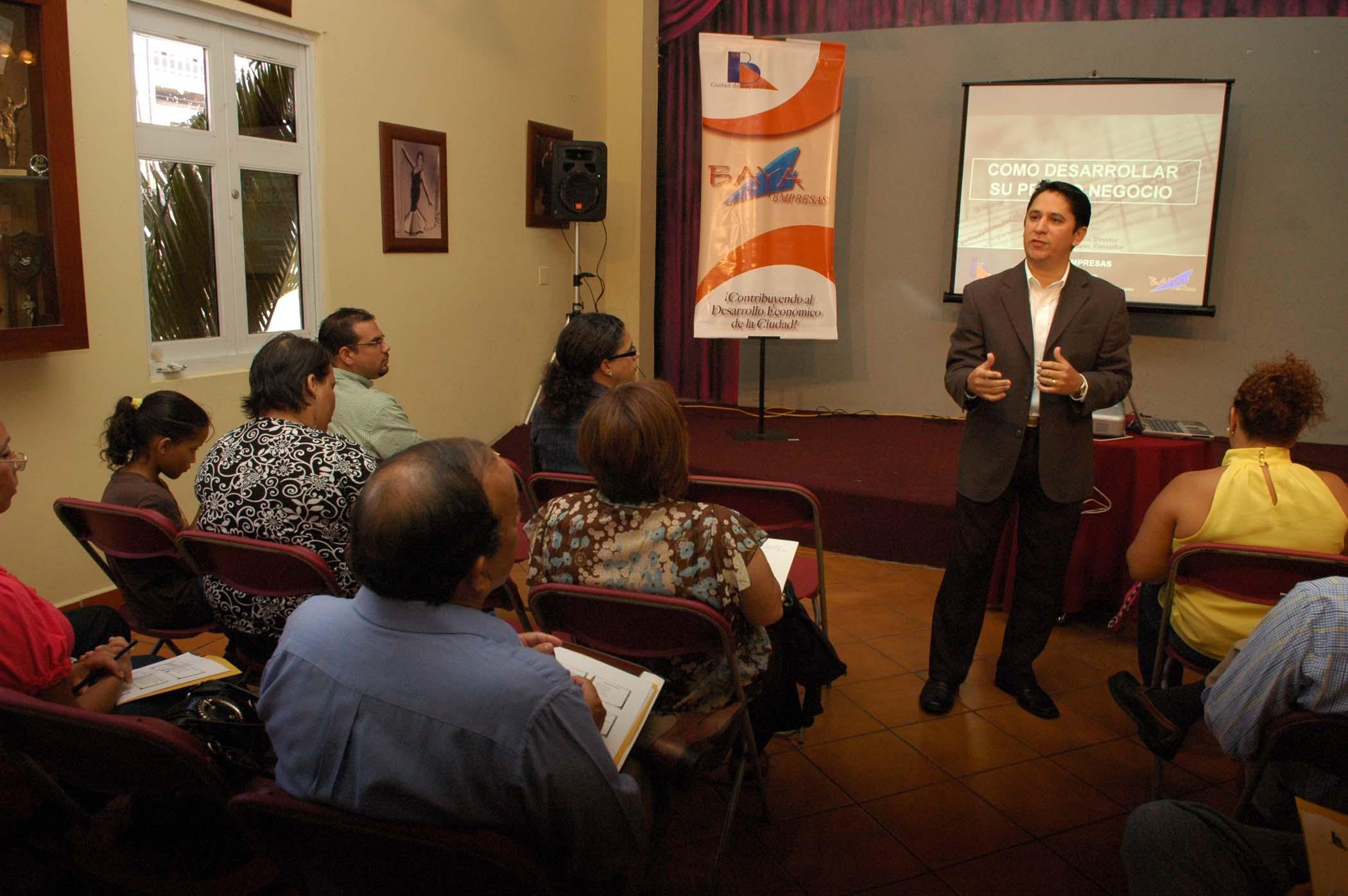Seminarios Empresariales en Bayamón