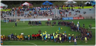 Inauguración Bayamón Soccer Complex