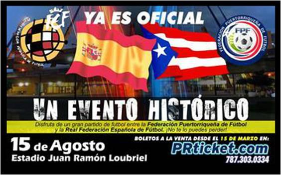 España y Puerto Rico