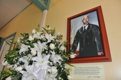 Aniversario Natalicio Dr. José Celso Barbosa