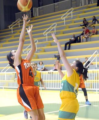 Cuarto de Finales del Baloncesto Universitario